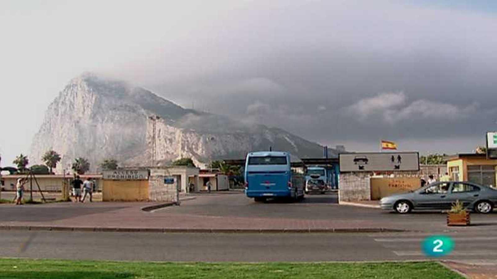 Paisajes de la Historia - El conflicto de Gibraltar: el peñón tras la verja - ver ahora