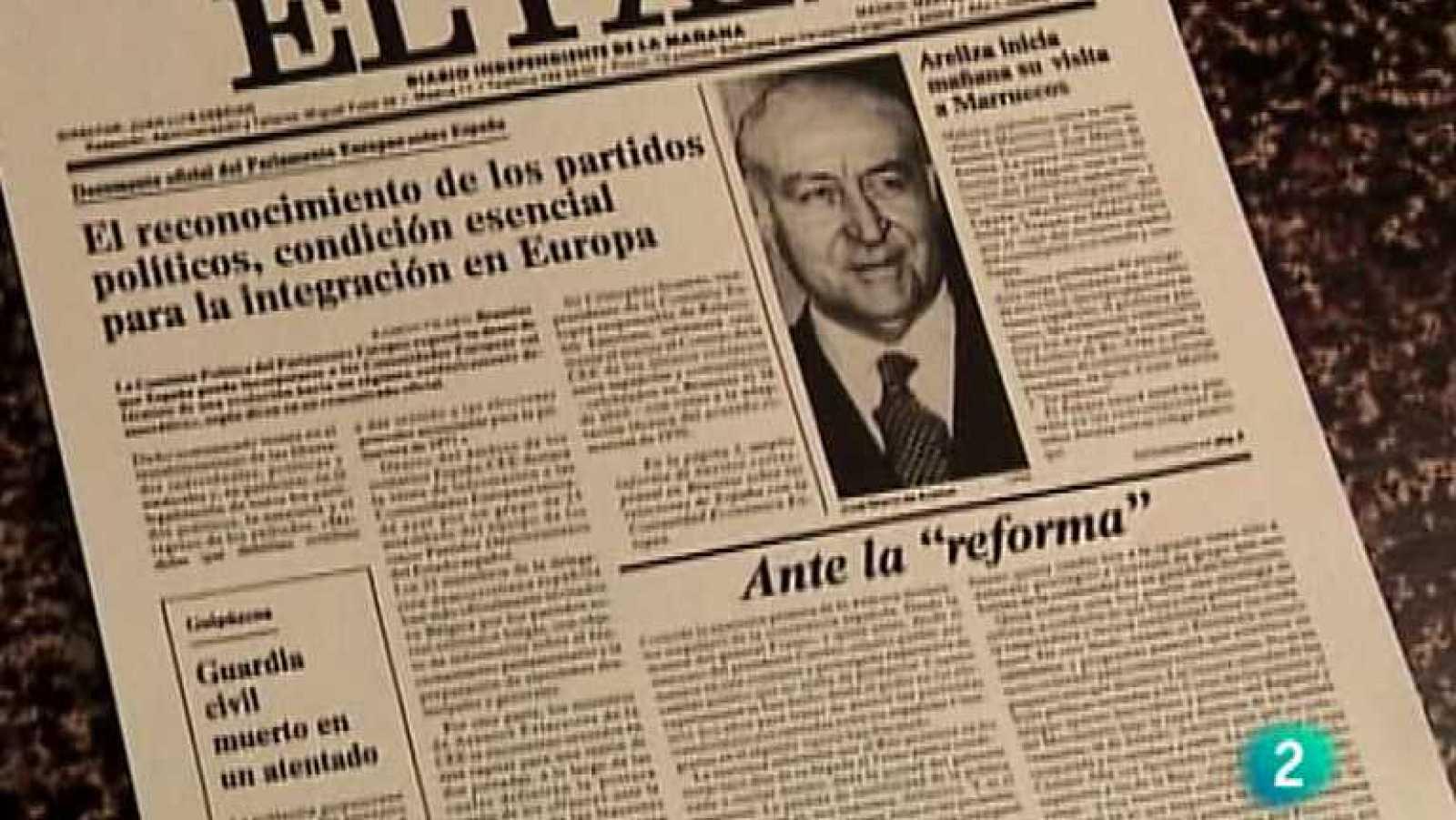Paisajes de la Historia - Cien años de prensa escrita - Ver ahora
