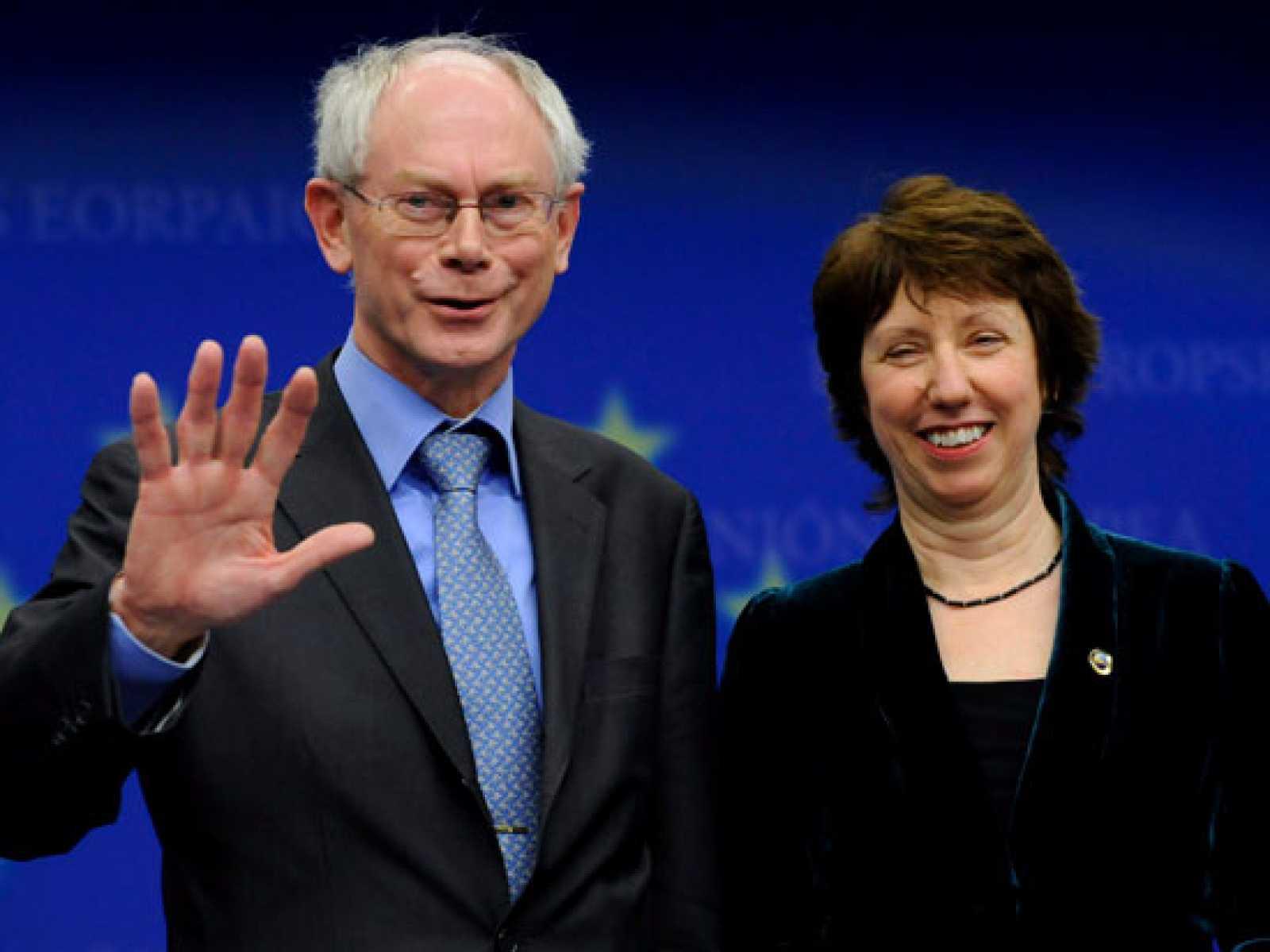 Los 27 eligen a los nuevos cargos de Unión Europea