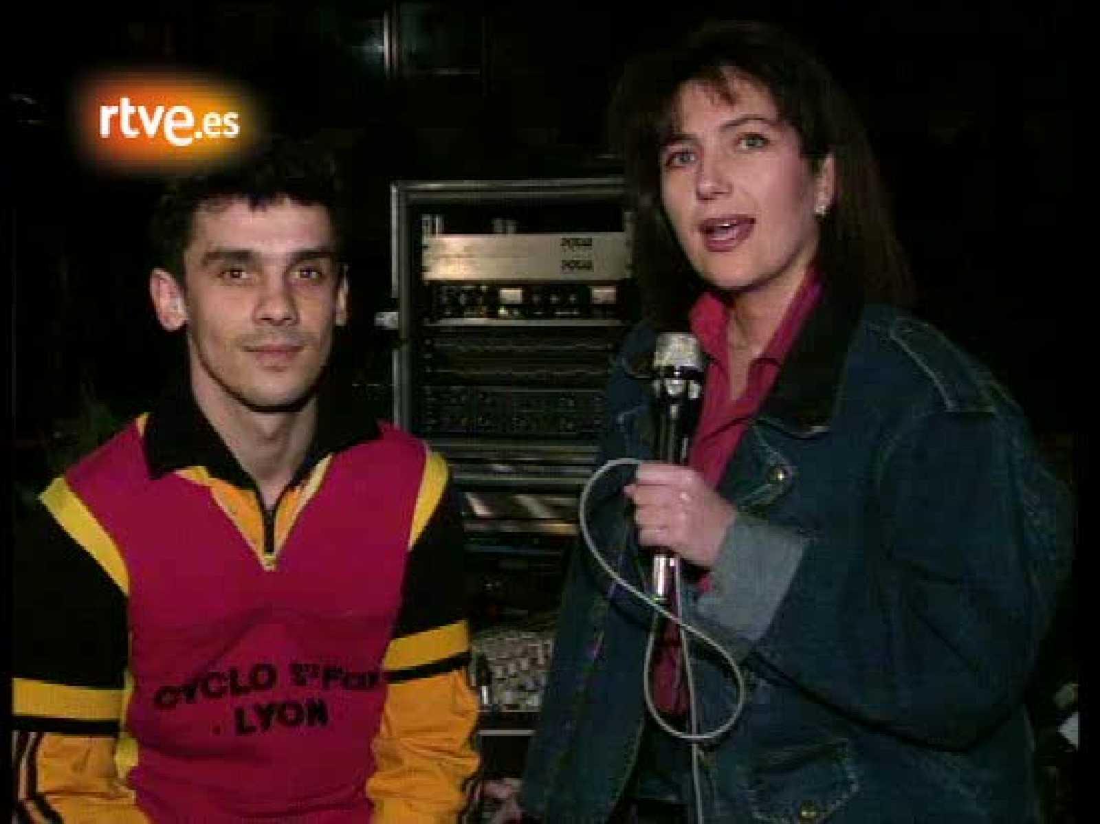 Entrevista a Manu Chao en 1991 en 'Rockopop'