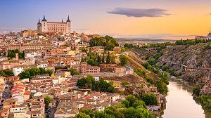 Toledo, memoria en los muros