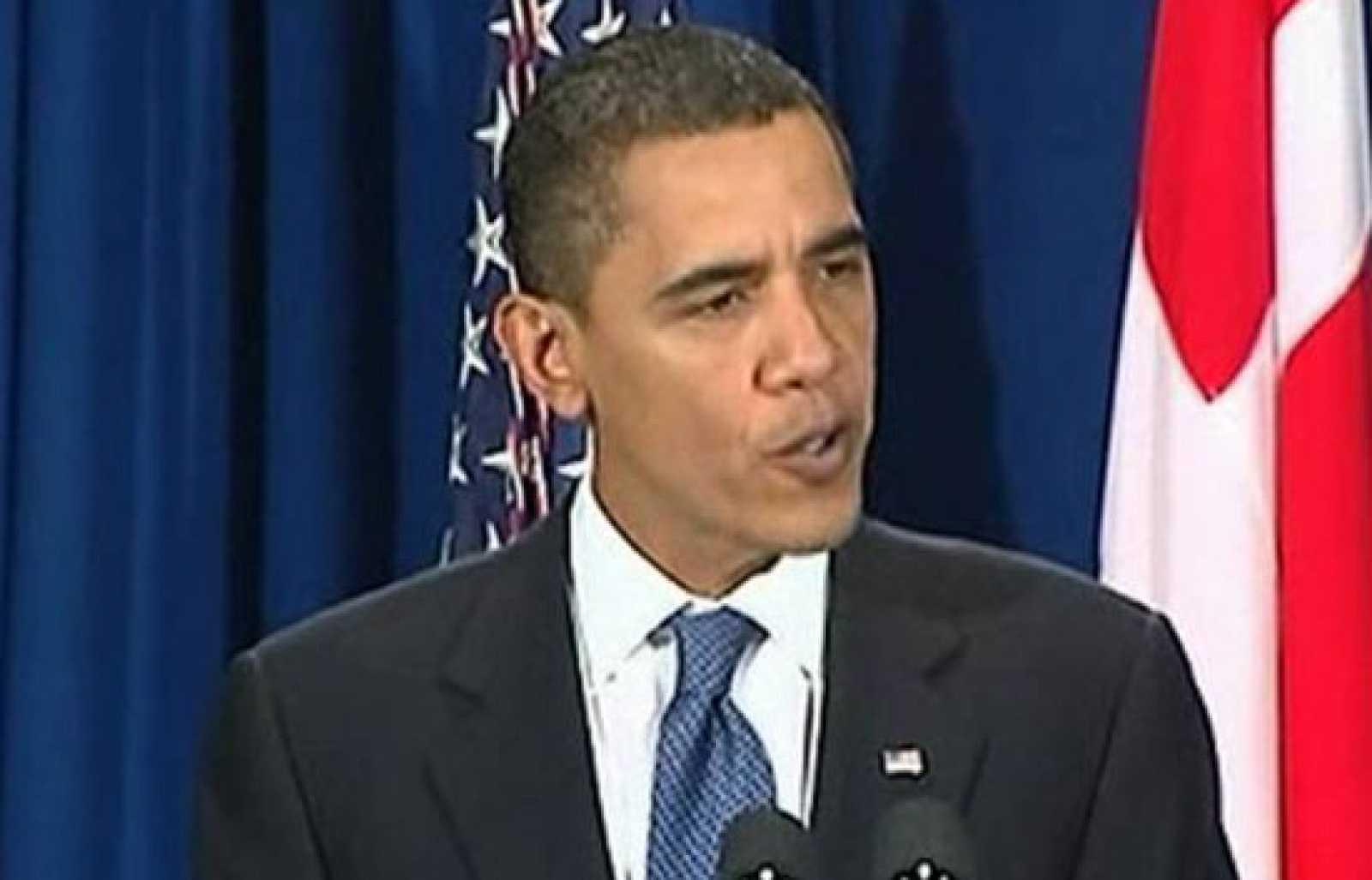 """Obama resalta el avance """"sin precedentes y significativo"""" logrado en Copenhague"""