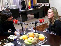 España Directo - Entrevista a Trinidad Jiménez