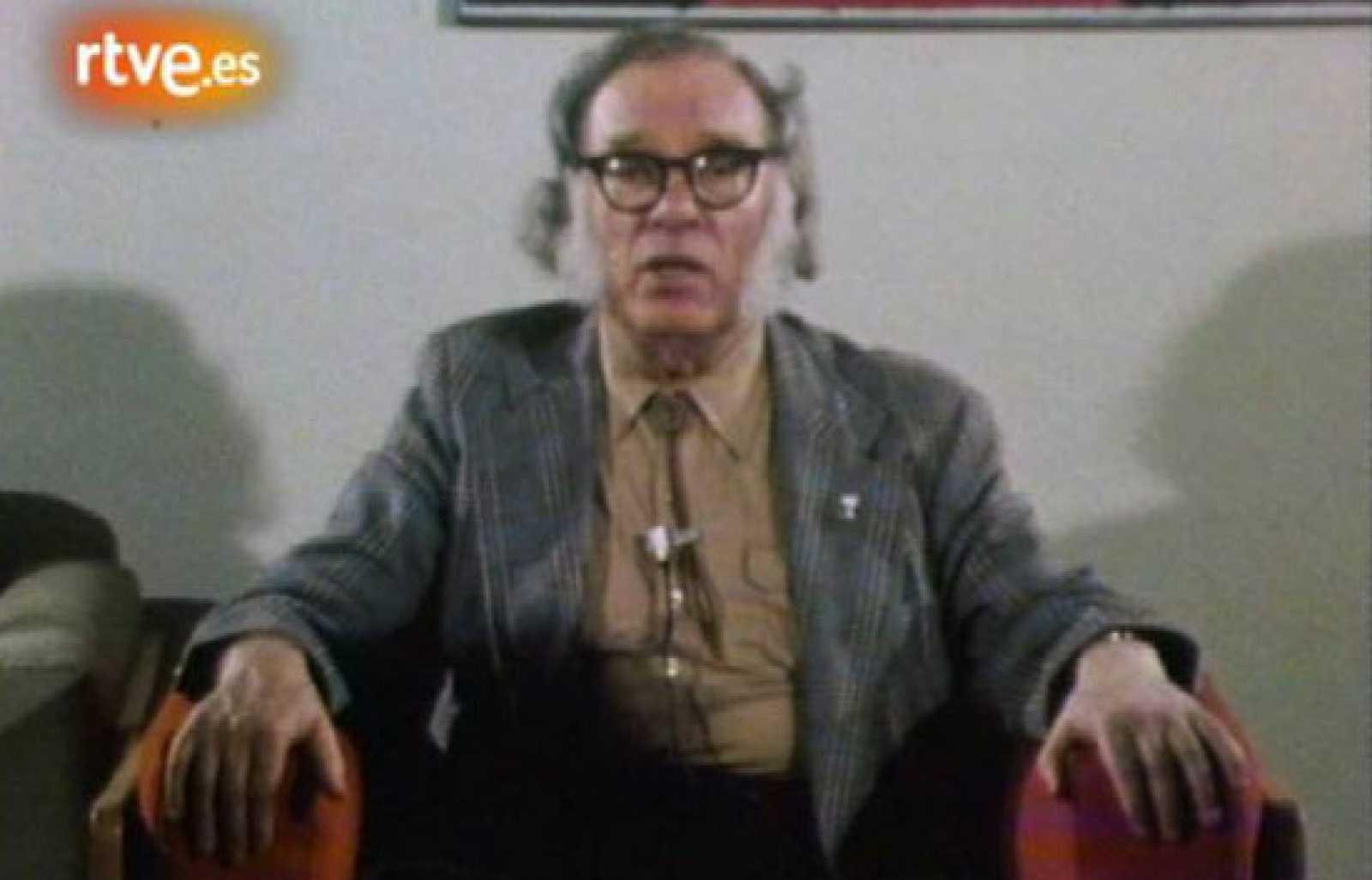 Entrevista a Isaac Asimov (1982)