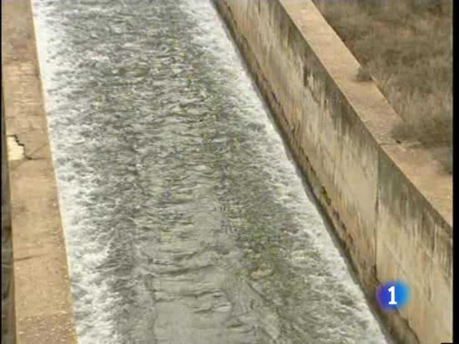 La difícil situación provocada por la falta de agua en el parque de  las Tablas de Daimiel está empezando a aliviarse.