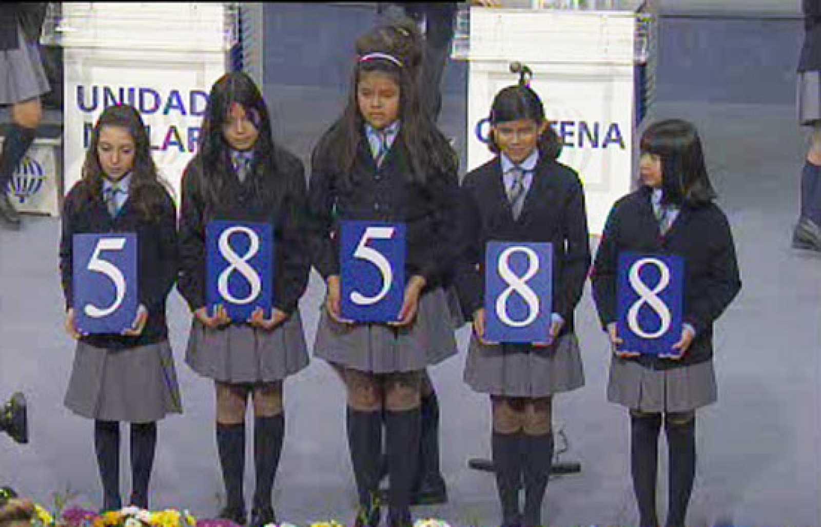 Comprobar Decimo Del Niño 2013 Numeros Premiados En El Sorteo Del Nino 2010 Rtve Es