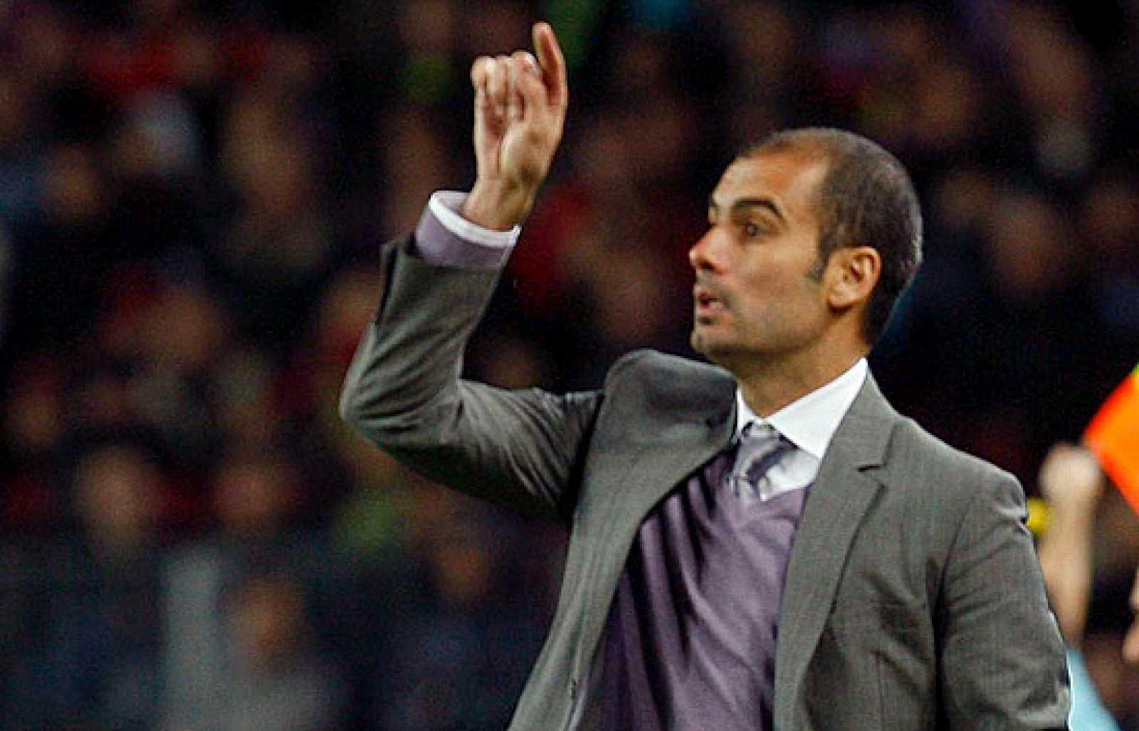 Pep Guardiola ha sido nombrado por la IFFHS como el mejor entrenador de 2009.