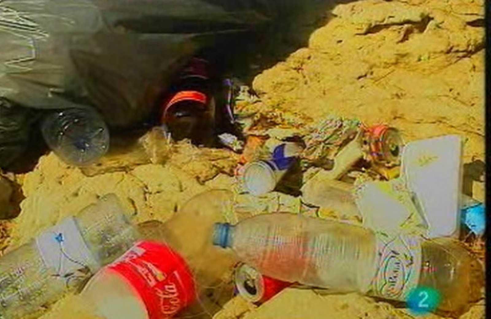 Terra Verda: Bosses de plàstic, què en fem?