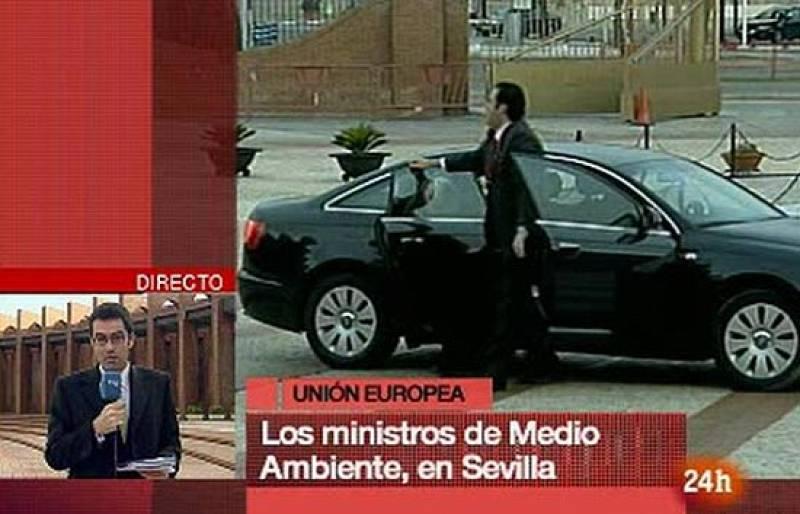 Cumbre informal de los ministros de Medio Ambiente de la UE en Sevilla