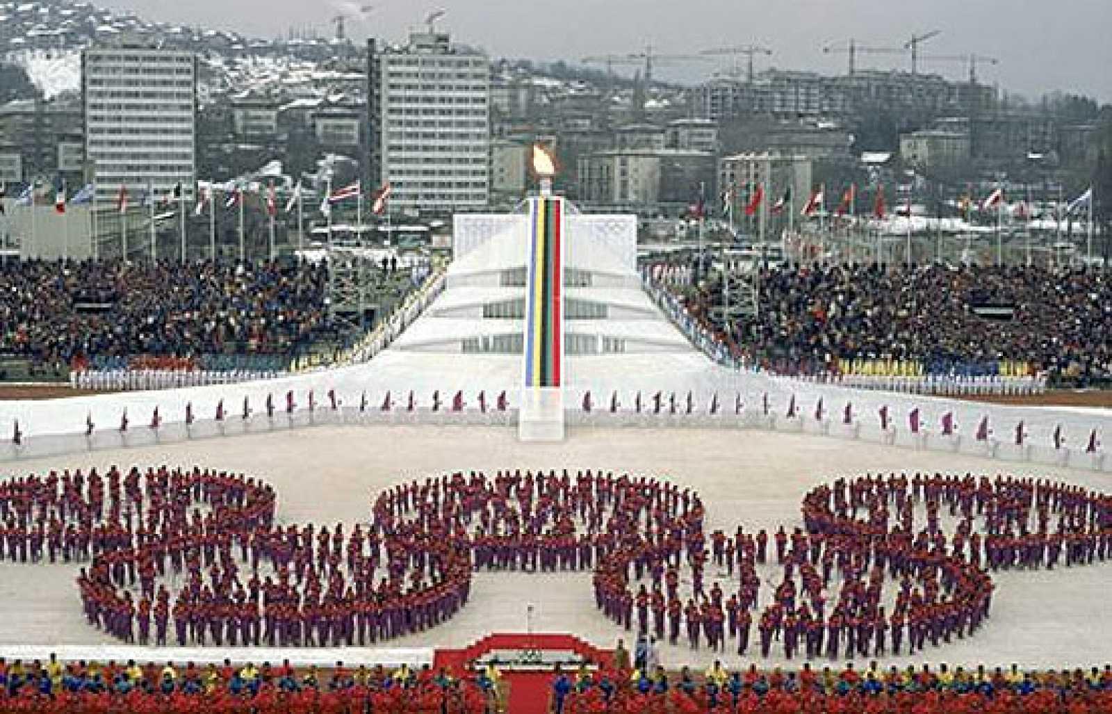 Sarajevo albergó los Juegos Olímpicos de Invierno de 1984. Años después, la ciudad quedaría destruida por la guerra serbobosnia.