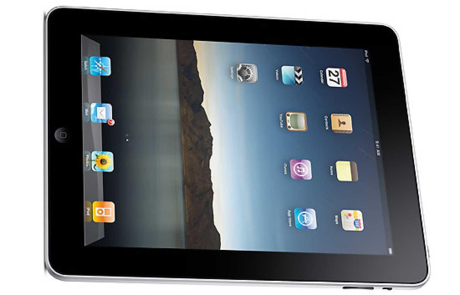 """Así es el nuevo tablet de Apple """"un producto mágico a un precio rompedor"""". Así resumía Steve Jobs lo que es, y lo que supone, el iPad, nombre oficial del esperado tablet presentado hoy miércoles. Habrá varios modelos a partir de 499 dólares (unos 355"""