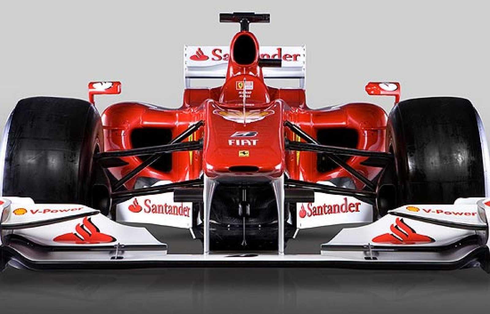 Ha sido presentado el nuevo monoplaza de Ferrari para la temporada 2010. El nuevo equipo de Fernando Alonso ha desvelado las novedades: un coche más largo y con el blanco como color acompañante del mítico rojo.