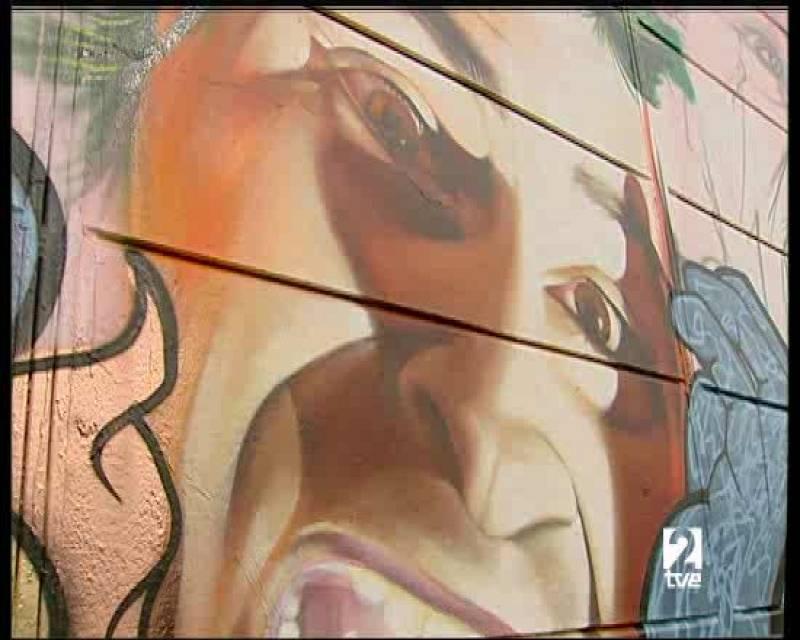 Festival de pintadas urbanas