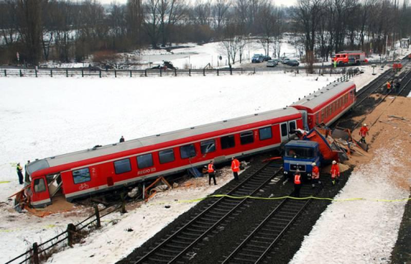 La colisión de los dos trenes a las afueras de Bruselas ha provocado al menos 10 víctimas mortales.