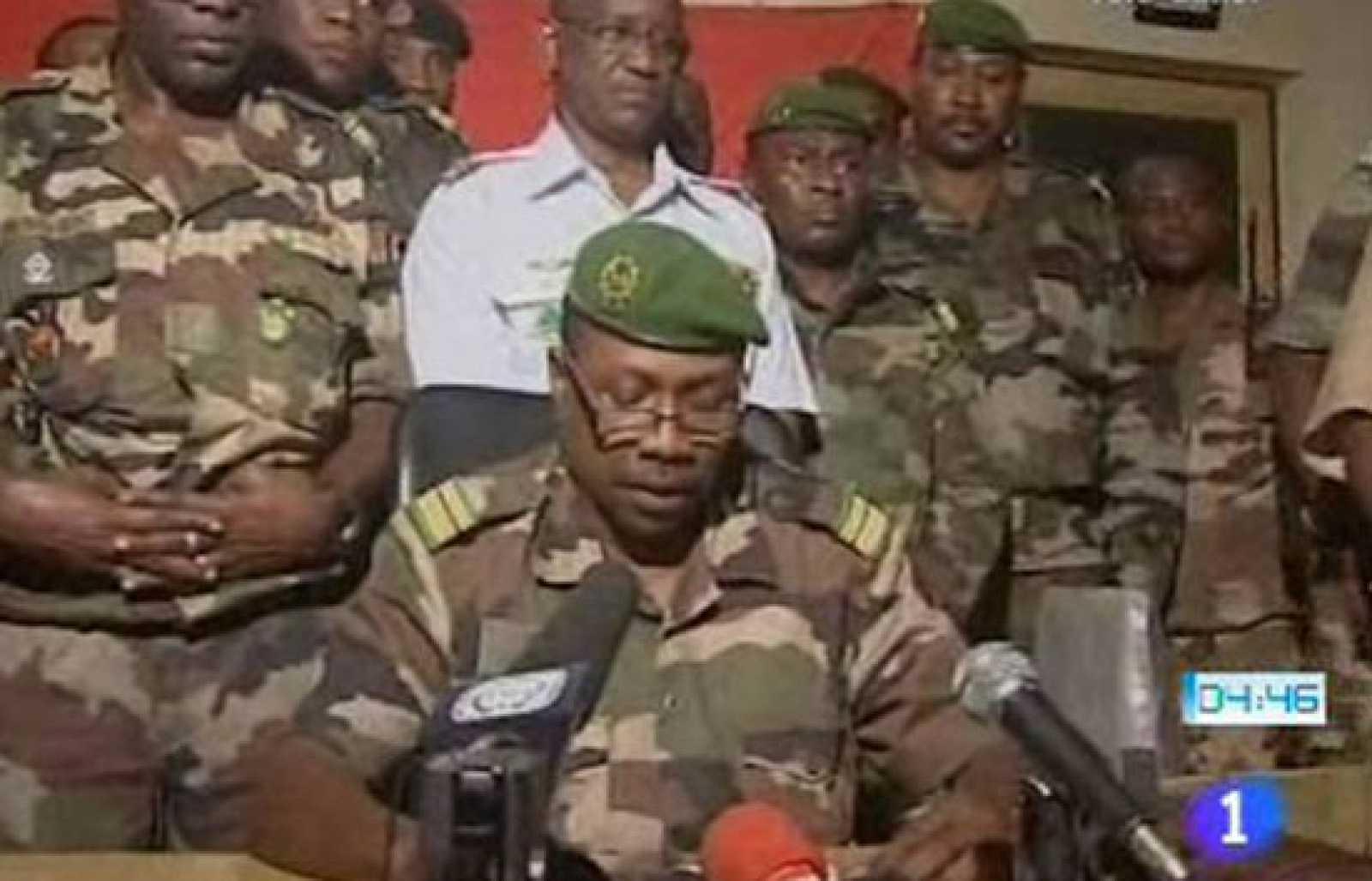 Golpe de Estado en Niger