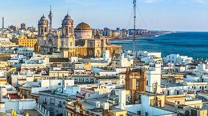 Cádiz, donde anda la luz