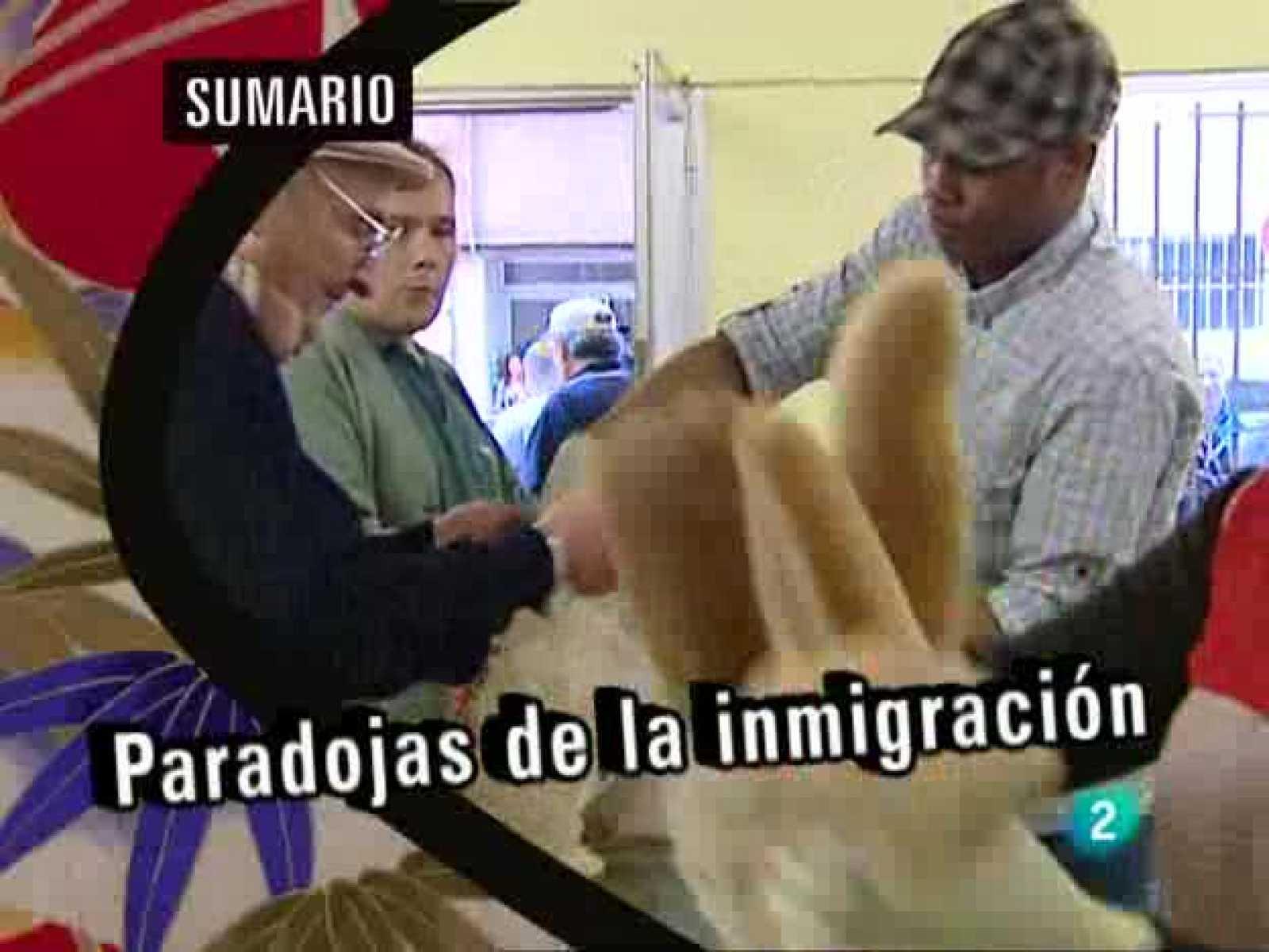 Babel: 'Inmigrantes a escena'