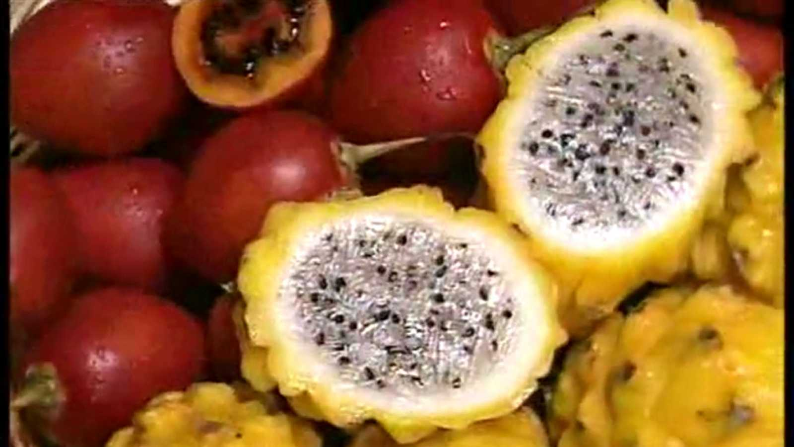A pedir de boca - Frutas tropicales Málaga - Ver ahora