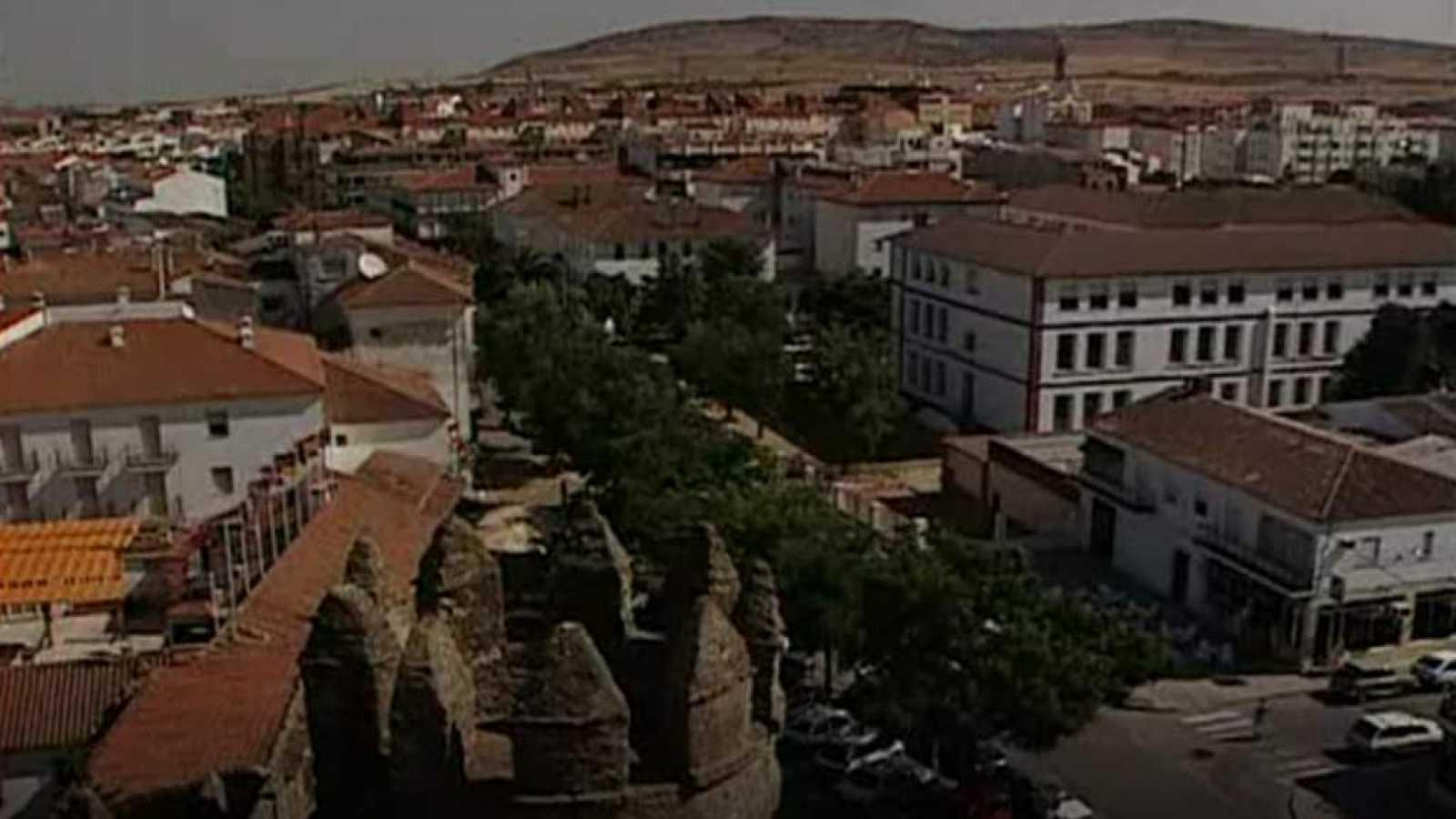 Los pueblos - Zafra