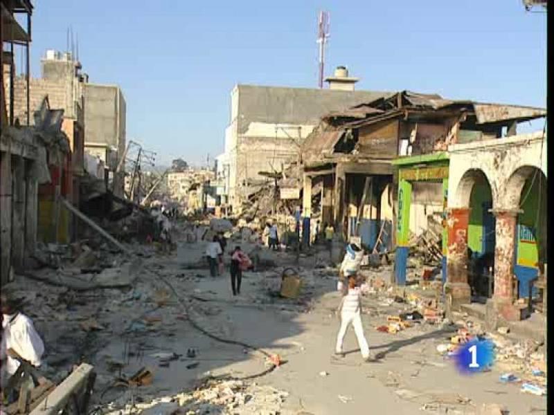 Coinciden tres terremotos en apenas dos meses Haití, Chile y Taiwan