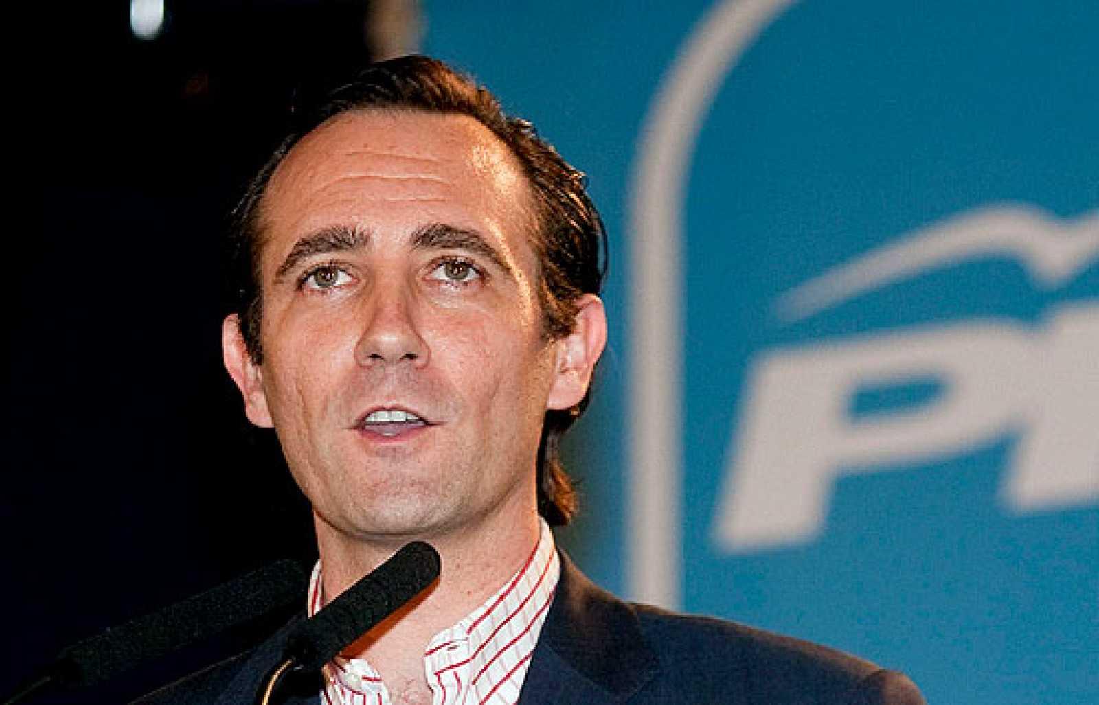 Bauzá presidente del PP de Baleares