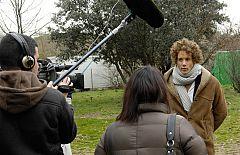 Eurovisión 2010 - Inicio del rodaje del videoclip