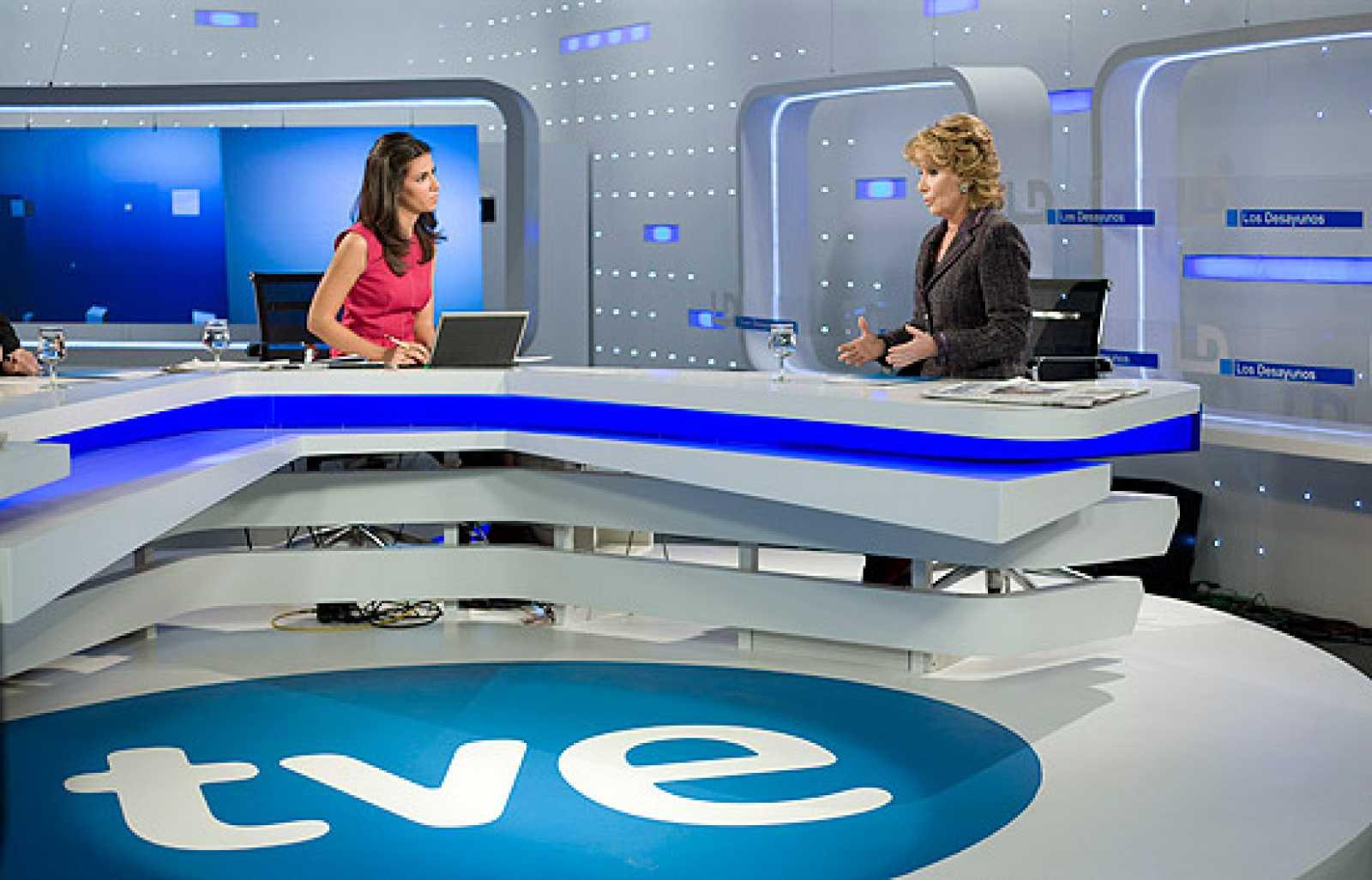 Entrevista íntegra de Aguirre en Los Desayunos (15/03/2010)