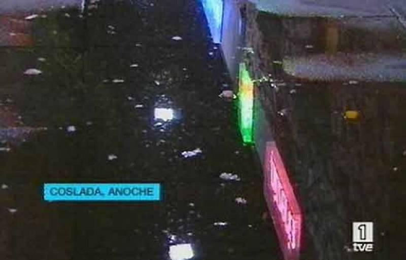 Coslada 'la nuit' habla contra la policía