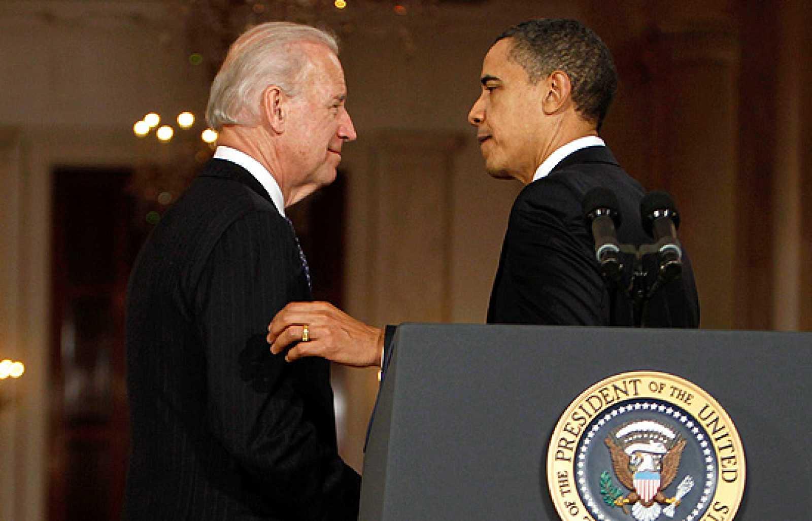 Obama hace historia con su reforma sanitaria