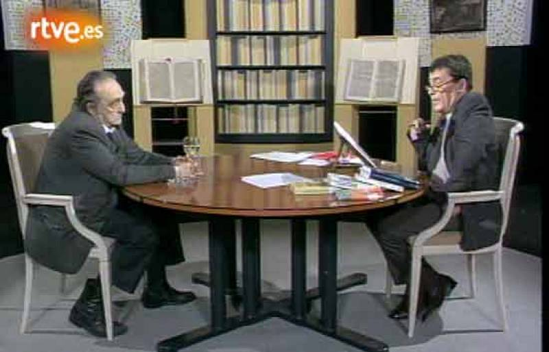 Entrevista al escritor Rafael Sánchez Ferlosio (II)