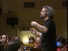 La orquesta y coro de RTVE afrontan una nueva etapa con cambio de director