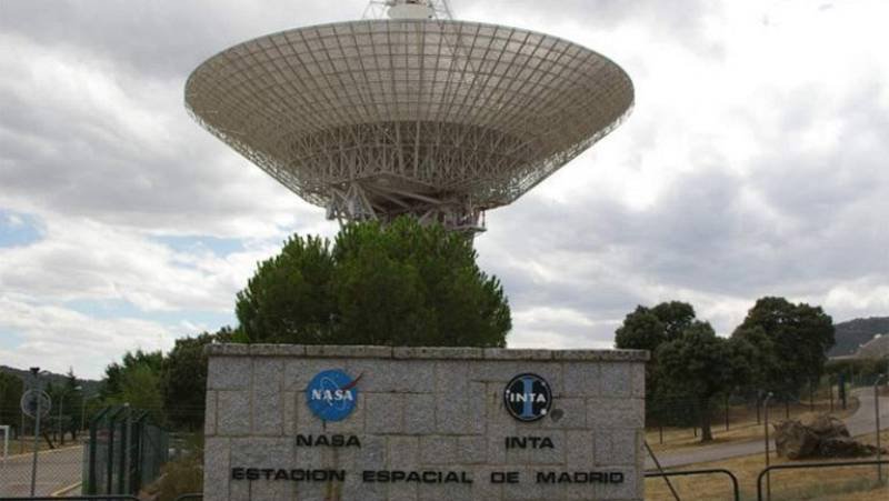 ¿Te acuerdas? - La estación de seguimiento espacial de Robledo de Chavela