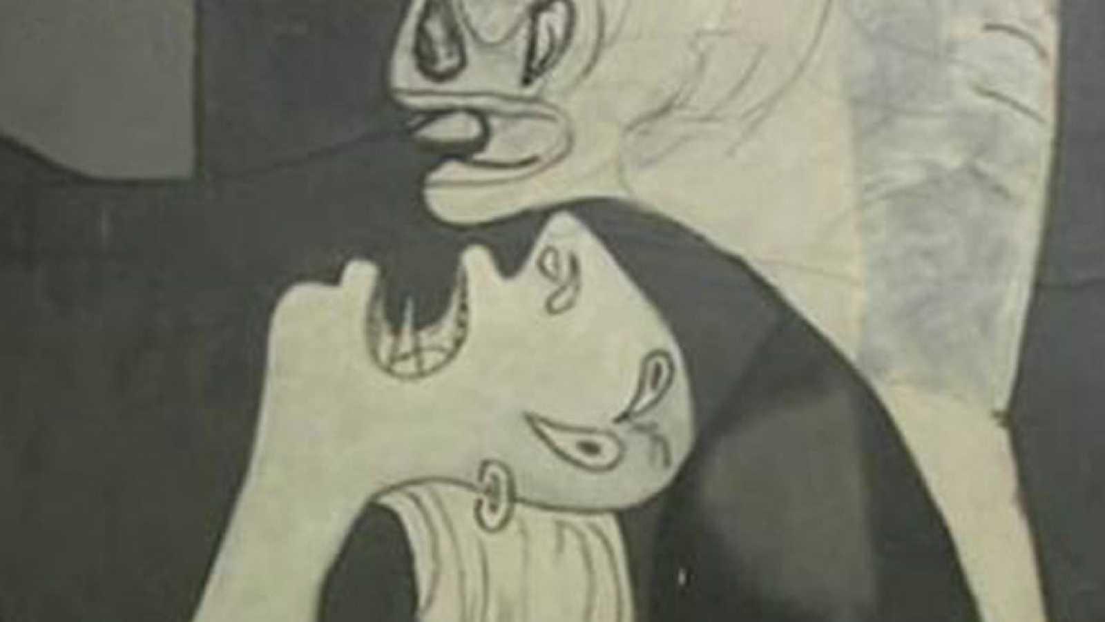 La mitad invisible: El Guernica, de Pablo Ruíz Picasso
