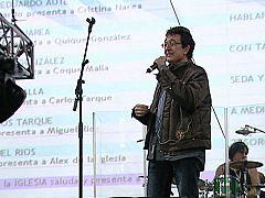 En el Palacio de los Deportes de Madrid se celebra un concierto homenaje a Antonio Vega