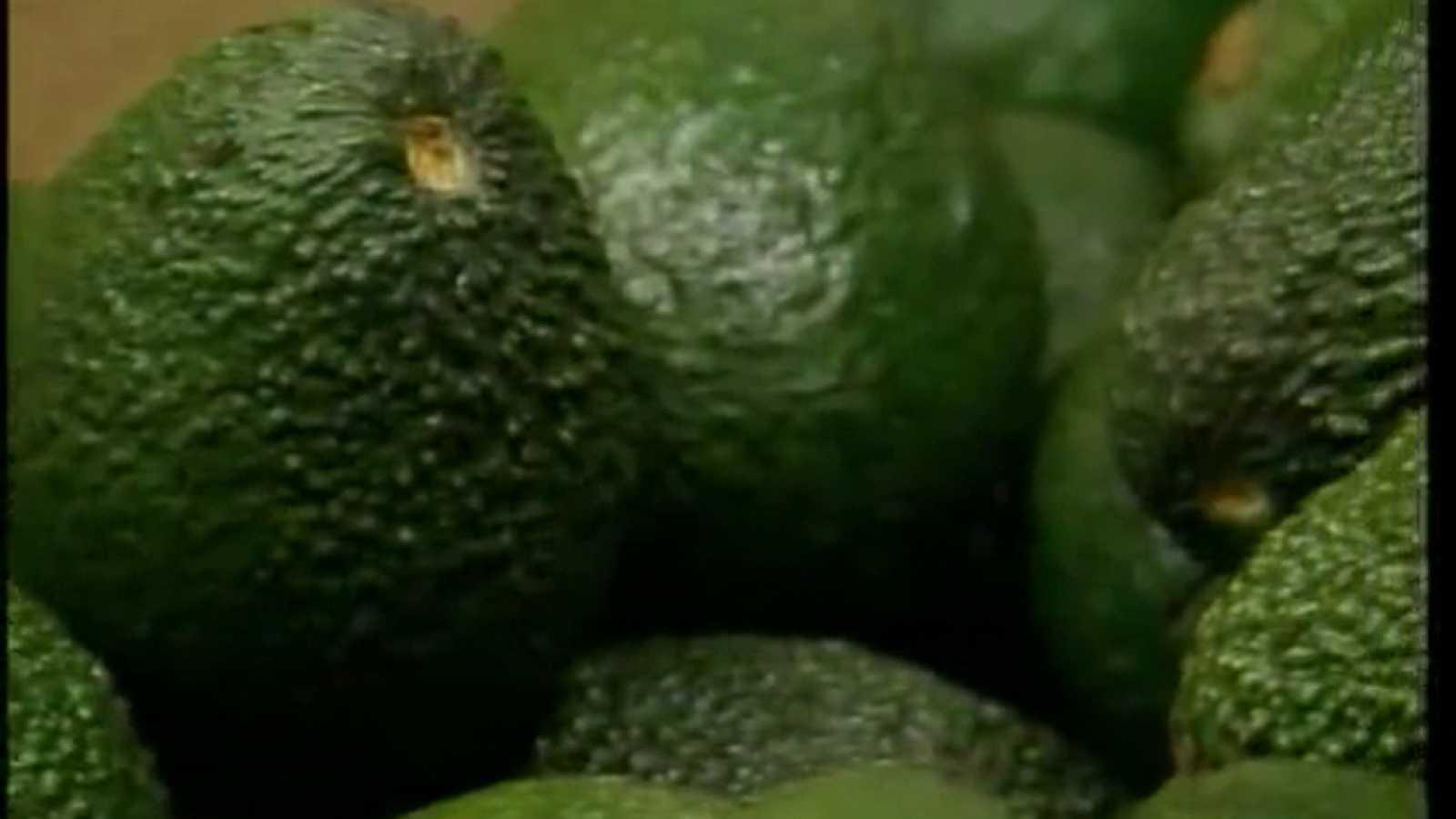 A pedir de boca - Frutas tropicales de Granada - Ver ahora