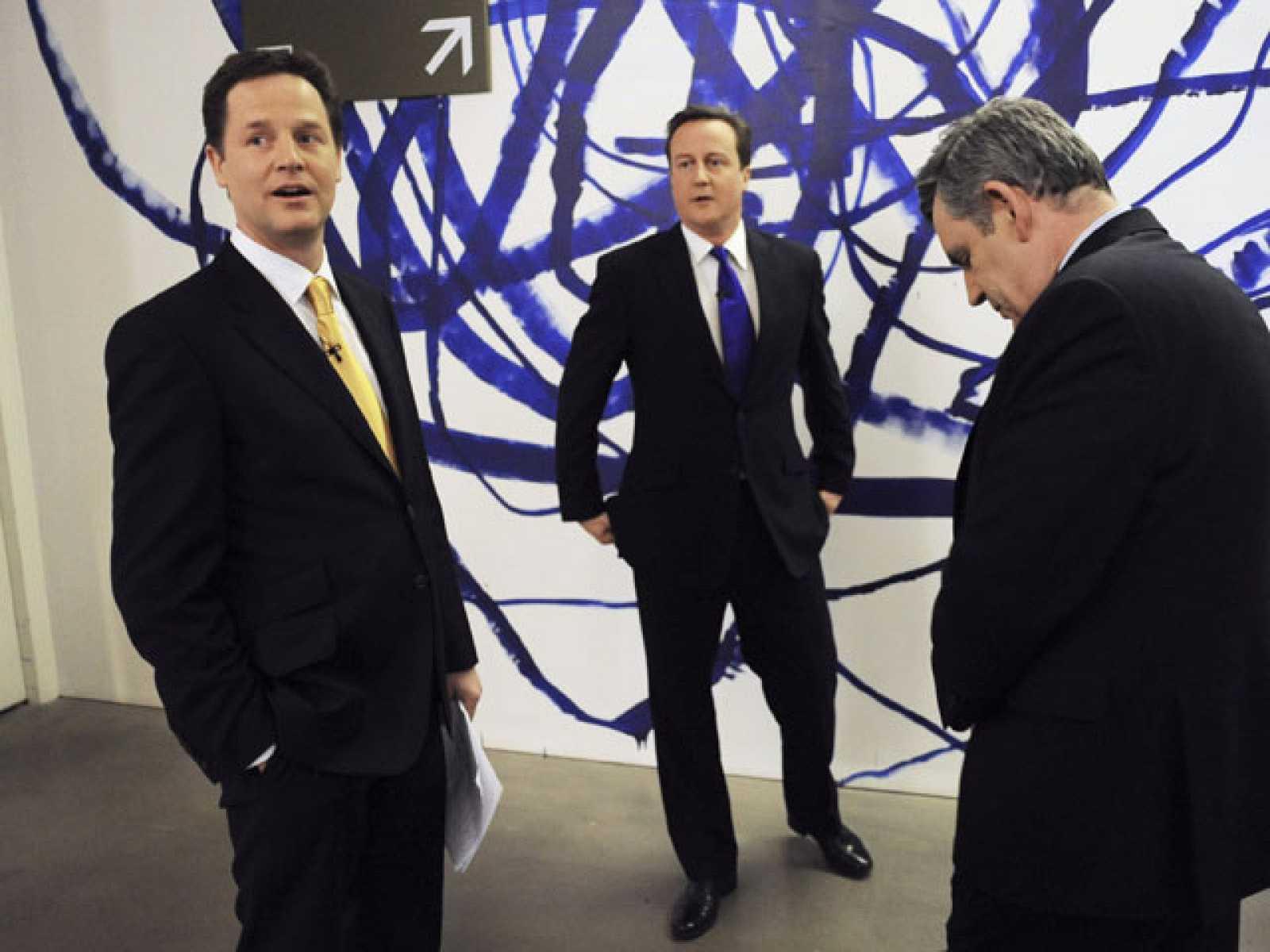 Segundo debate en Reino Unido: ningún vencedor claro