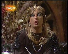 Parodia de Pilar Trenas y Mick Jagger (1988)