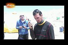 Al filo - Edurne pisa la cumbre del Shisha Pangma