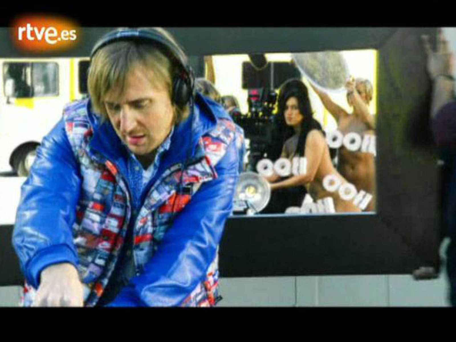 David Guetta & Kid Cudi: 'Memories'  (Videoclip)
