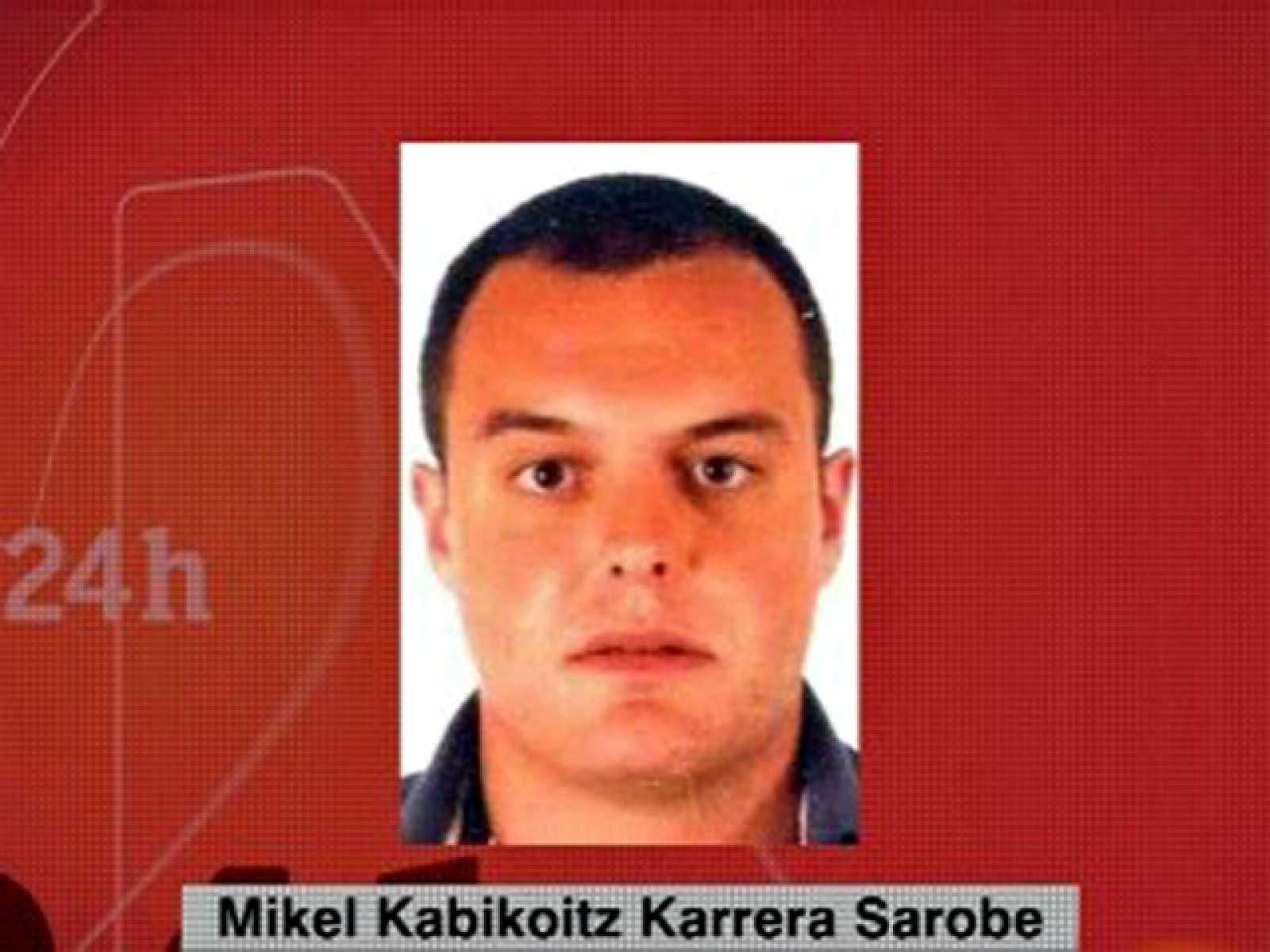 Carrera Sarobe, el séptimo jefe de ETA detenido en los últimos dos años