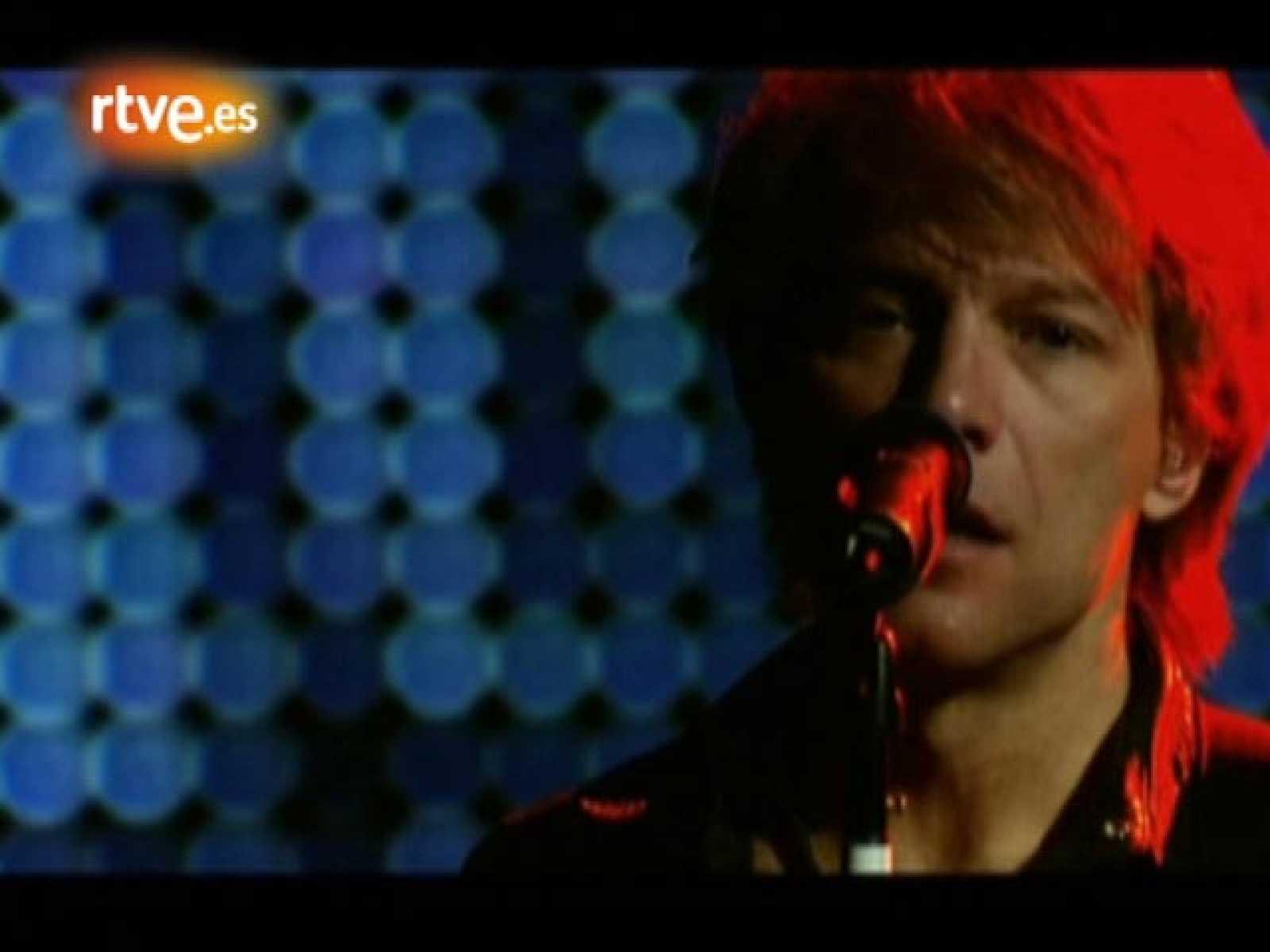 RTVE.es estrena en primicia el nuevo video de Bon Jovi