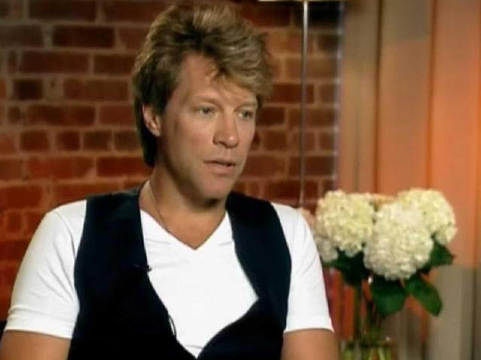 Entrevista con Jon Bon Jovi (Versión original)