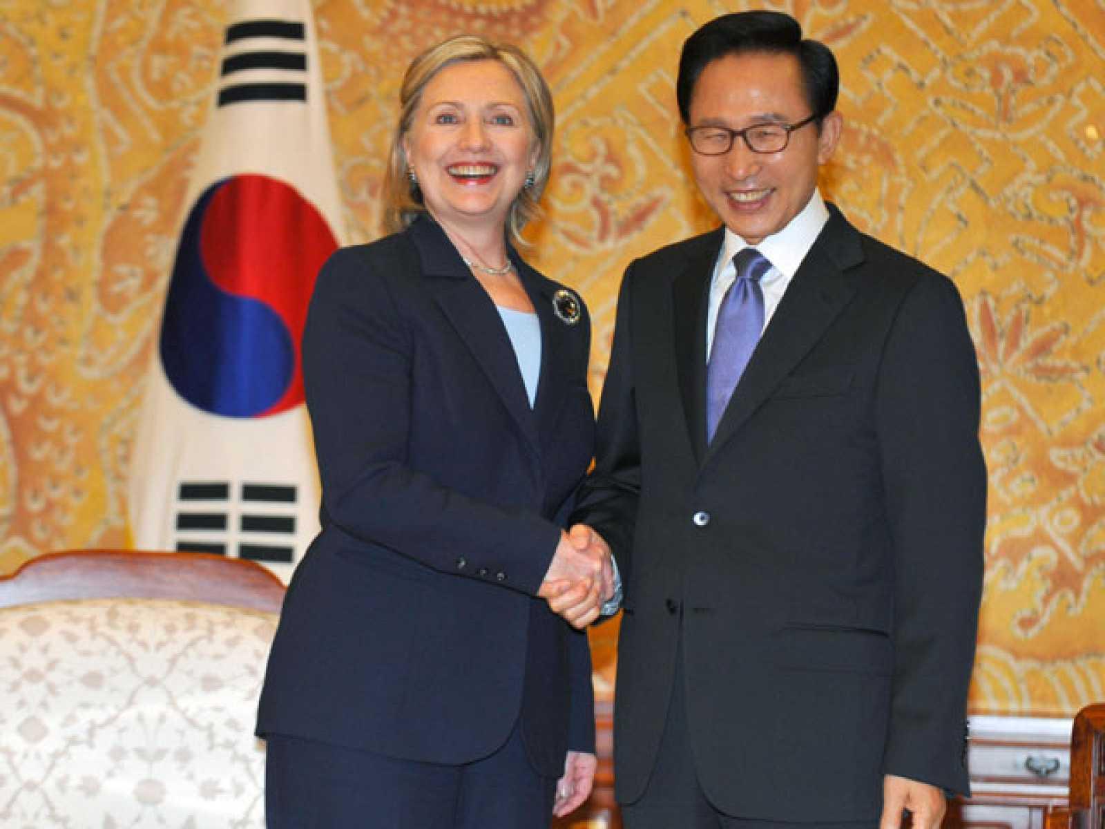 EE.UU. reitera su apoyo a Corea del Sur