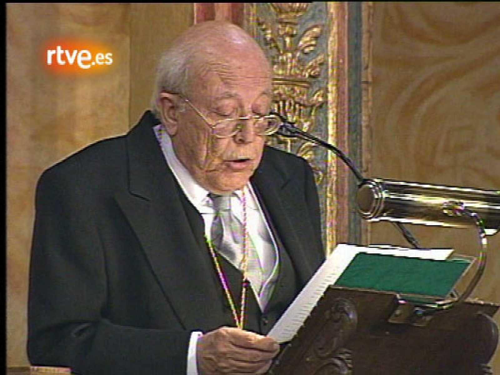 Discurso José Jiménez Lozano, Premio Cervantes 2002