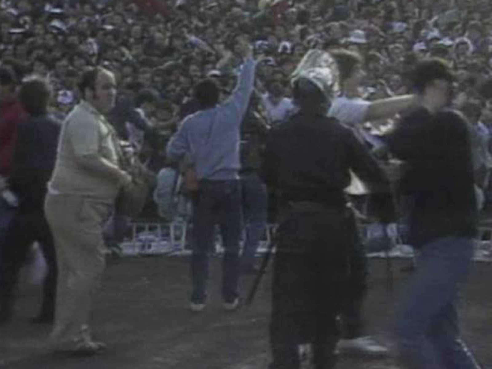 ¿Te acuerdas? - 25 años de la tragedia de Heysel