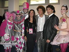 Eurovisión 2010 - Backstage de la Gran Final