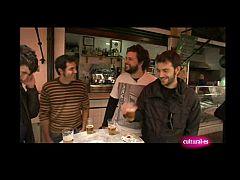 Mapa sonoro - Jaume Sisa y Javier Cercas, Wild Honey, Pony Bravo, Port O'Brien