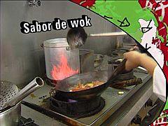 Les cuines dels nous catalans - Xina, sabor de wok