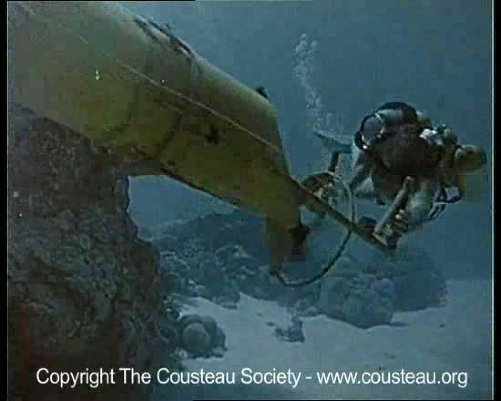 Inventos y tecnología del Capitán Cousteau
