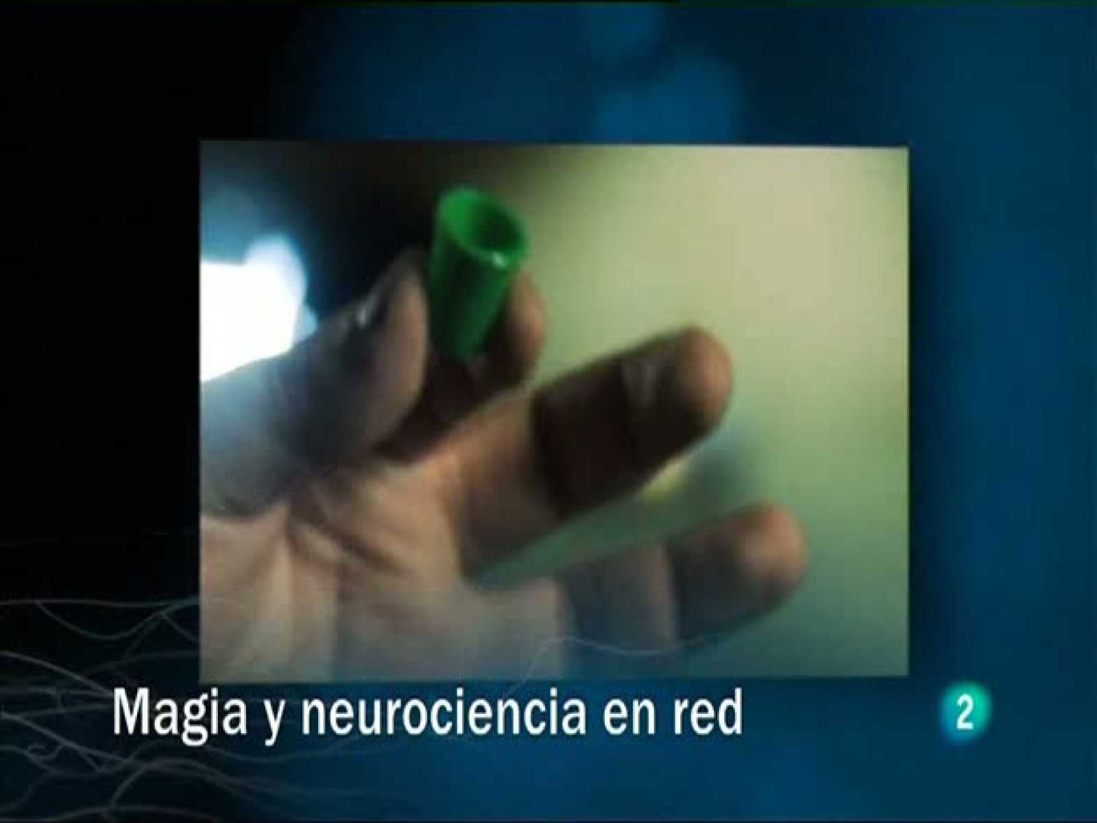 Redes (13/06/10): Magia y neurociencia en red